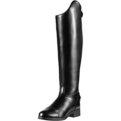 Ariat Womens Bromont Dress H20 Insulated Winter Riding Waxed Black st9867
