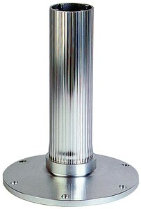 Garelick/EEz-In 75532:01 Ribbed Series Fixed Overall Height Pedestal - (Garelick Seat Base)