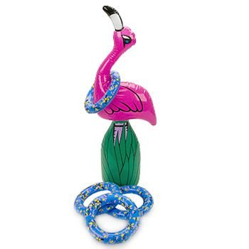 Fun Express Inflatable Flamingo Ring