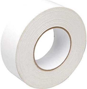 Priory Direct Cinta Adhesiva en Tela de Algodón Blanca - No Se Ve Afectada Por La Humedad 50mm x 50m - Paquete de 24: Amazon.es: Oficina y papelería