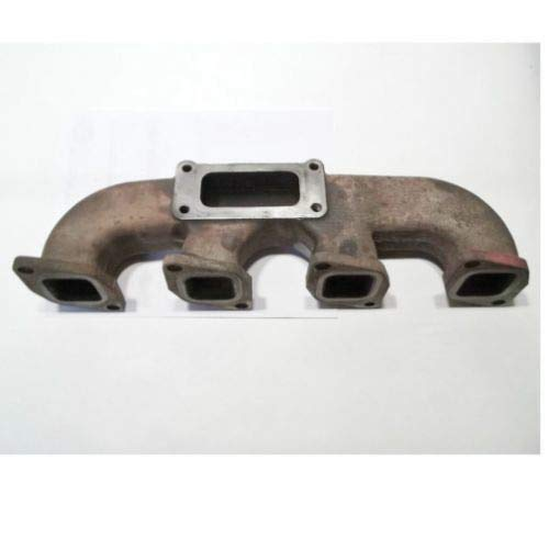 Vertical Exhaust Manifold - Exhaust Manifold - Vertical, New, Case IH, 3136066R12