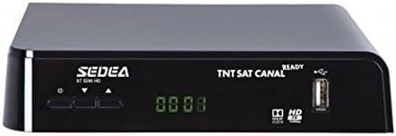 decodeur receptor de TNT TNTSAT Satellite registrador Numerique ...
