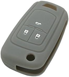 Funda de silicona Fassport para llave a distancia. Con 3 botones para Opel, modelo CV4621.