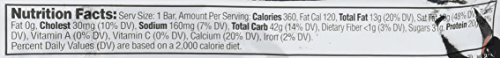 Gatorade Recover Whey Protein Bar Cookies And Creme, 2.8 Ounce by Gatorade (Image #1)