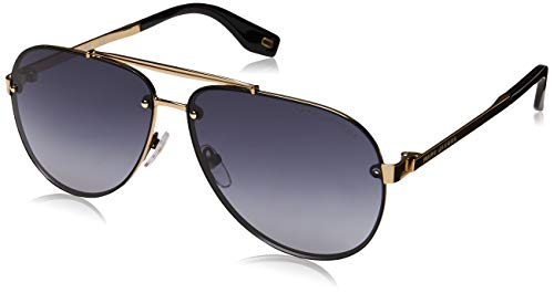 Marc Jacob Aviator Sunglasses - Marc Jacobs Marc 317/S 2F7 9O