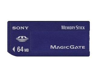 Sony Memory Stick 64MB 0.0625GB MS Memoria Flash - Tarjeta ...