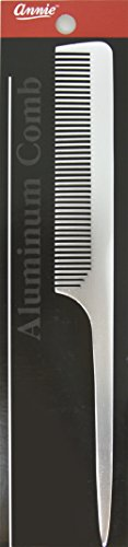 Annie Tail Aluminum Thermal Comb 8