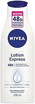 Hidratante Desodorante Nivea Lotion Express 200Ml, Nivea