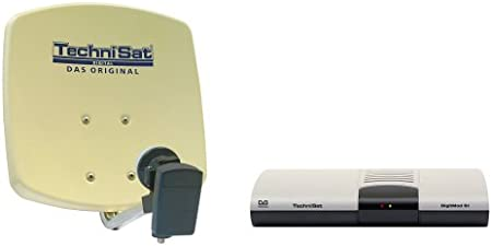TechniSat DigiDish 33 Mini de – Antena parabólica 33 cm ...