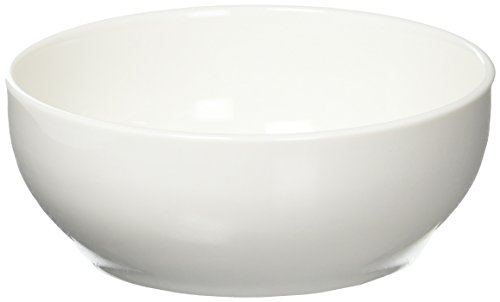 Maxwell and Williams Basics Nut Bowl, 4.5-Inch, White by Maxwell and Williams Designer Homewares