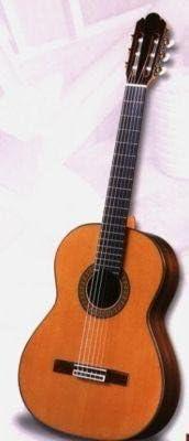 Antonio Sanchez 1025 español guitarra clásica, todos los sólido ...