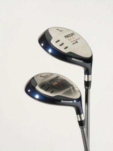 PRECEPT Golf SA Raqueta de 71 III Madera 3, Graph. A de Flex ...