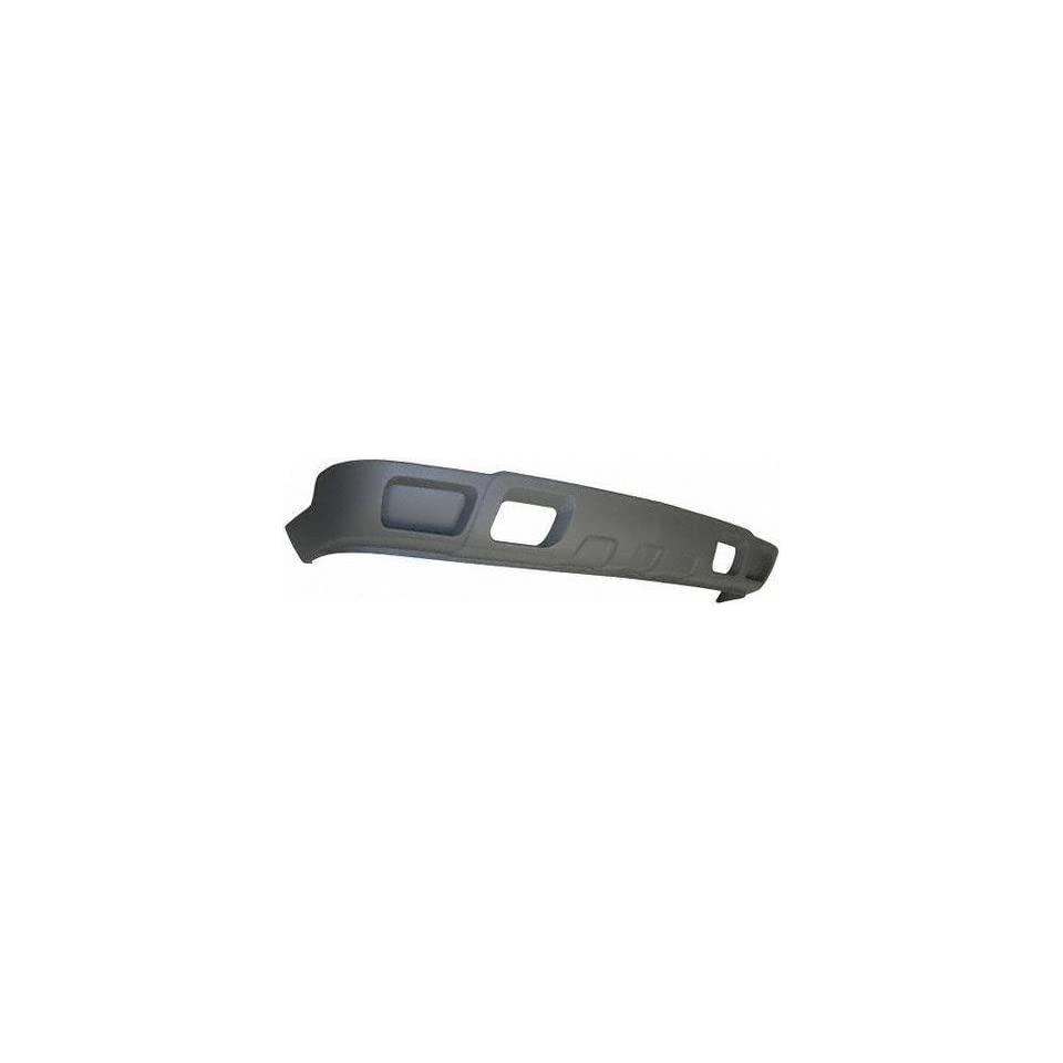 03 05 CHEVY CHEVROLET SILVERADO PICKUP FRONT LOWER VALANCE TRUCK, w/o Fog Lamps, w/ Tow Hook, BASE/LS/LT Model (2003 03 2004 04 2005 05) C017503 15167331