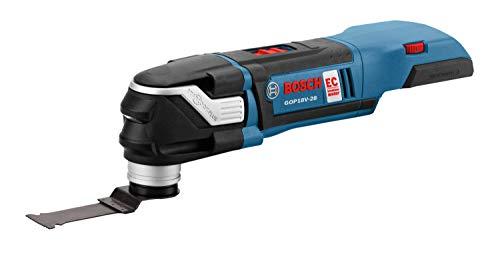 Bosch 18-Volt EC Brushless StarlockPlus Oscillating Multi-Tool Bare Tool GOP18V-28N