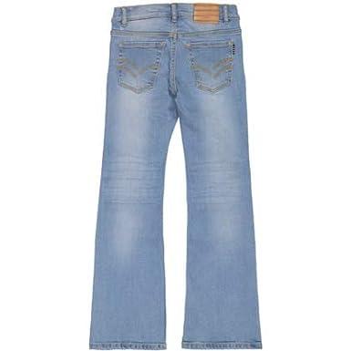 Pyret 5-Pocket Bootcut Jeans Polarn O 6-12YRS
