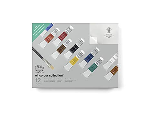 Winsor & Newton 1490621 Winton Paint Set, Assorted ()