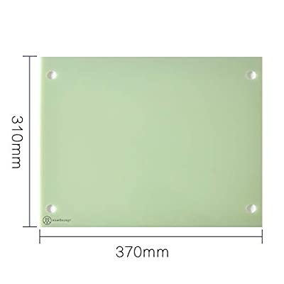 370-310mm Mamorubot 3D Printer Platform Polypropylene Build Plates for Tevo 3D Printer Easy to Remove Good Adhesive Smooth Surface