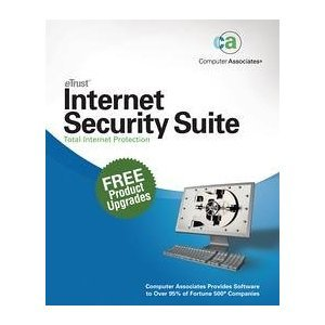 Etrust Internet Security Suite R1 for Circuit City - Product Only