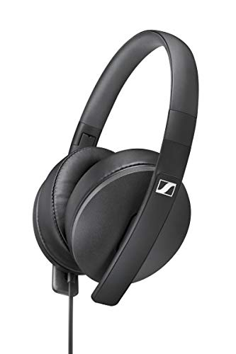 (Sennheiser HD 300 Closed Back, Around Ear Headphone)