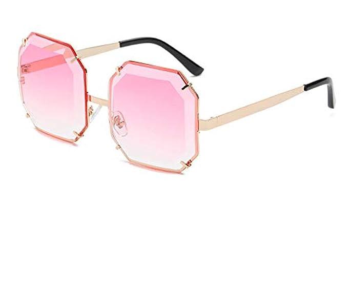 scatola Donna Colori Sole uv estate spiaggia Da Lostryy-occhiali A radiazione esterno Grande Parasole