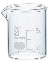 ガラスビーカー 30ml 【手作り石鹸/手作りコスメ/手作り化粧品】