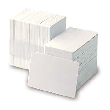 BLANK PVC CARDS AMAZON
