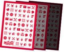 カードサプライ バディファイト「フラッグマーク(赤)」特製スリーブ55枚55枚入り ゲットトレジャーキャンペーン SLV-BF-