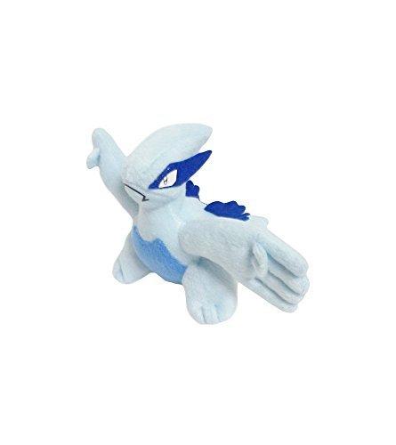 Pokemon: 5-inch Cute Legendary Lugia Plush (Pokemon Soul Silver Best Flying Type)