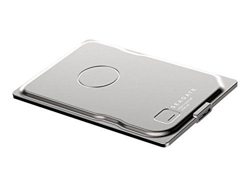 Seagate Seven 500GB Portable External Hard Drive (Silver) STDZ500400