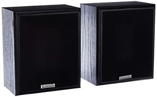 Acoustic Audio RW-SP3 Bookshelf Speakers 100 Watt 2 Way Home Theater Audio Pair
