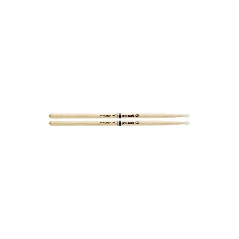 Promark Japanese Shira Kashi White Oak 5B Nylon Single pair