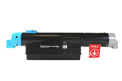 printyo® Cartucho de tóner 106R01218 Cian Compatible para ...