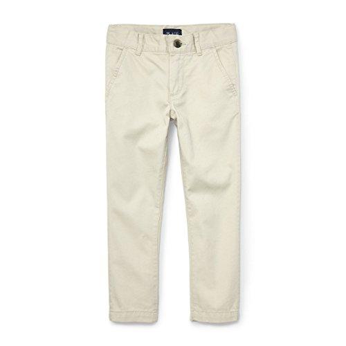 The Children's Place Big Boys' Skinny Uniform Chino Pants, Berber 4133, 8 by The Children's Place (Image #1)