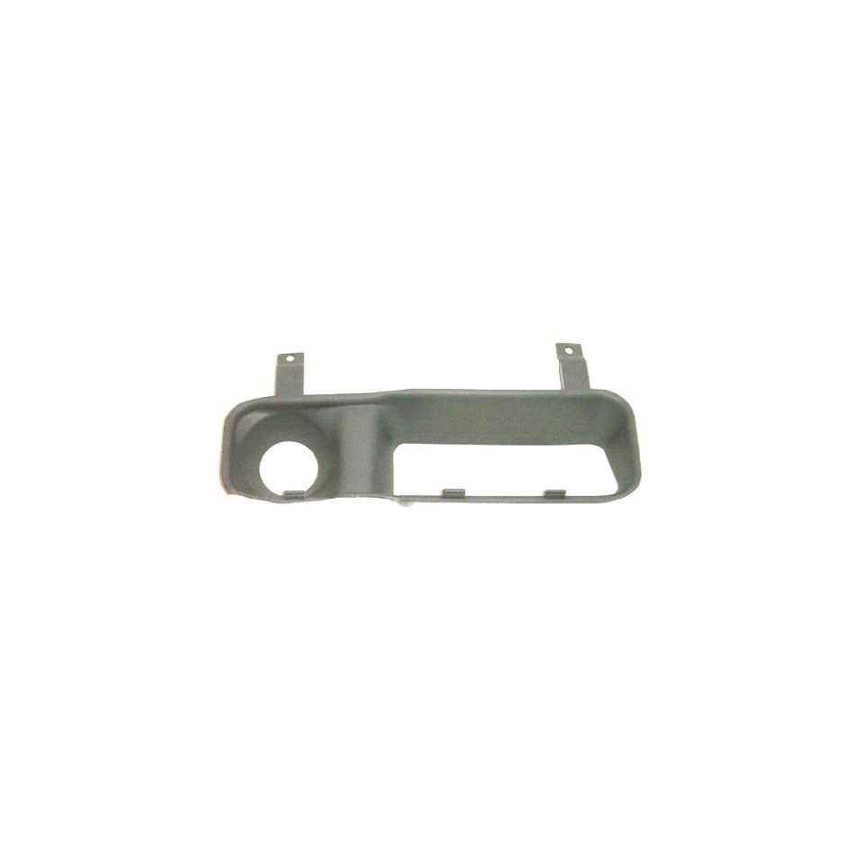 OE Replacement Dodge Pickup Front Passenger Side Bumper Insert (Partslink Number CH1039101)