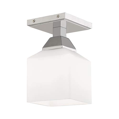 Amazon.com: Livex Lighting 10280-05 Aragon - Lámpara de ...