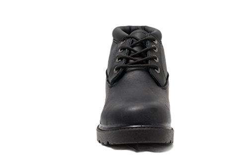 Mike's Black Padded Collar Chukka Boots – Size 9 by Mike's (Image #4)