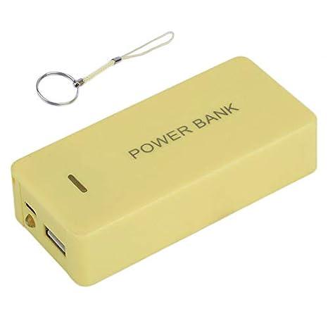 Goldyqin - Batería Externa para batería Externa de 8400 mAh ...