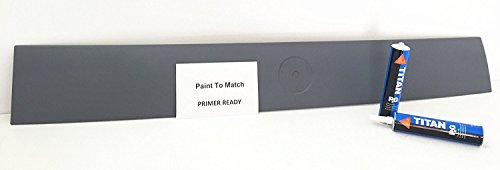 NAGD Rear Hatch Tailgate Panel Trim Fits 2002-2005 Mercury Mountaineer Primer Ready Paint to Match W/Free -