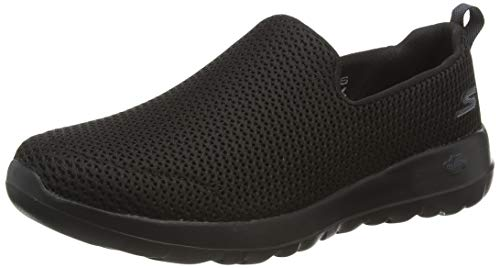 Skechers Performance Women's Go Walk Joy Walking Shoe,black,6 W US