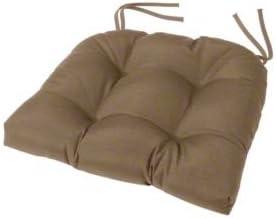Cushion Source Tufted Chair Cushion