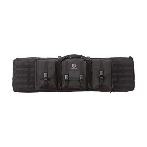 Allen Company Ruger Double Rifle Case with MOLLE System, Black, ()