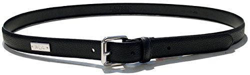 Ralph Lauren Plaque Belt (Lauren Ralph Lauren Textured Monogram Belt (Extra Large))