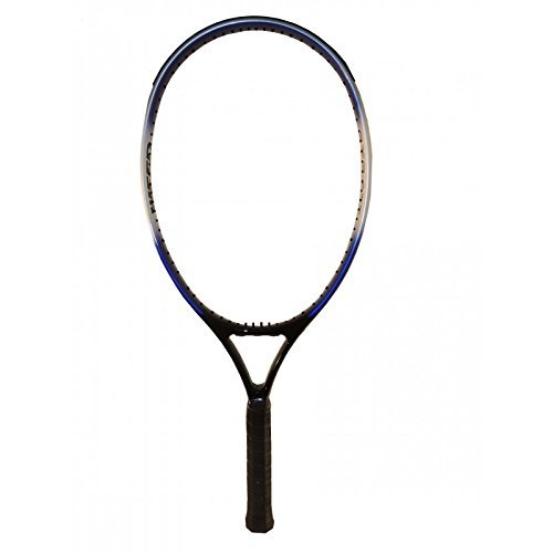 WEED EXT 135 Extended/Oversized Blue/Black/White Tennis Racquet/Racket (4 3/8