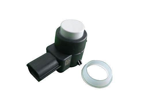 - Parking Distance Control Bumper Park Assist Sensor GM Pearl White 25961321