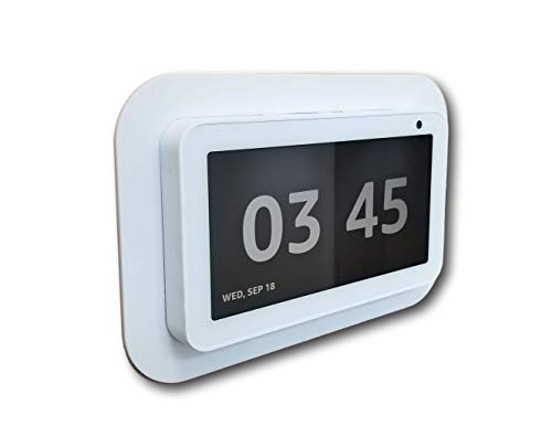 Mount Genie Simple Built-in Show 5 Wall Mount: The Perfect Smart Home Command Center | PoE Option Available | Designed in The USA