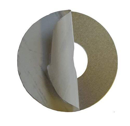 RMP Stamping Blanks.063 1 1//2 Aluminum washer with 9//16 center hole 50 Pack