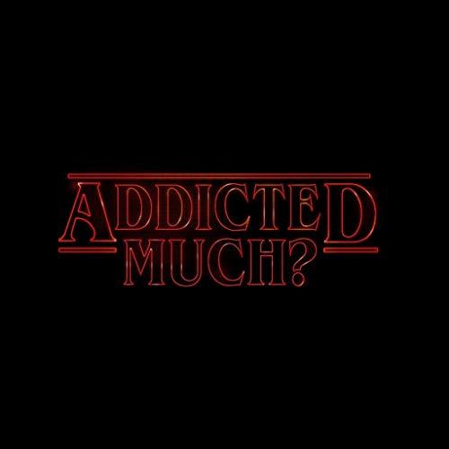 Addicted Sweatshirt Much Things Stranger Hooded Men's 7 City Cloud Black xwOS8npq