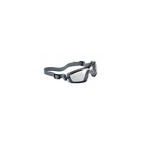 Bollé COBTPRPSI One Size Clear'Cobra' Safety Goggles - Black Bollé