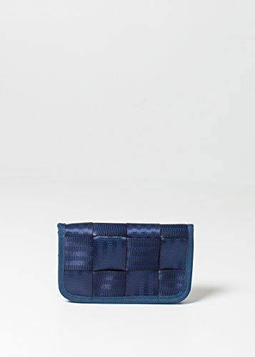 Harveys Womens Seatbelt Full Wallet (Indigo)