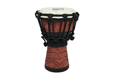 Toca Synergy Rope Tuned Mini Djembe (Diamond) by Toca Percussion